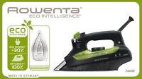Rowenta DW6010D1 Eco Intelligence Plancha de vapor 2400 W - 30% ahorro energía
