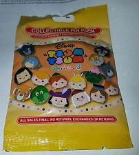 Disney Pins Character Tsum Tsum Series 3 Mystery Pack SEALED  FREE SHIP