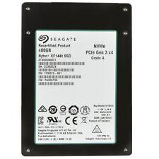"Seagate Nytro XF1440 2.5"" 400GB Flash SSD PCIe Gen3.0 x4 NVMe eMLC NAND"