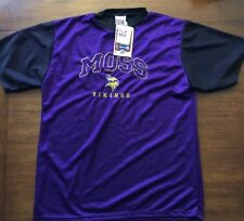 Randy Moss Minnesota Vikings #84 Size XL Sport Attack NWT