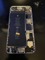 Apple iPhone 6 Plus 16GB Space Gray (Verizon) (CDMA + GSM) READ INFO, #81,PS