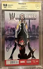 Wolverines #3 CBCS 9.8 NM/M, Signed by Soule, 1st app of Fantomelle & Culpepper