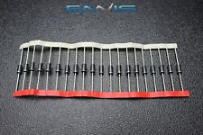 20 PCS 1A AMP DIODES 1000V  RECTIFIER FAST SHIPPING USA SELLER DOORBELL D1