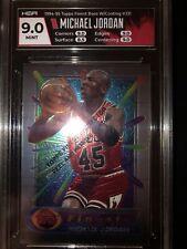 1994-95 Topps Finest  Michael Jordan  w/ Coating #331 HGA 9.0 Mint🔥🔥