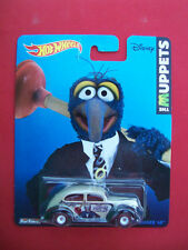 HOTWHEELS POP CULTURE THE MUPPETS 2014 FAT FENDERED' 40 GONZO 1:64 SCALE