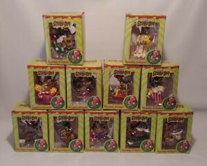11 Scooby-Doo Trevco Christmas Ornaments Cartoon Network New in Box  Warner Bros