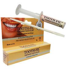 Dr Denti Temporary Tooth Teeth Repair Dental Dentist Filling Care Kit Tool