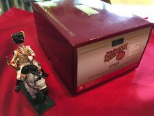 W BRITAIN #47059 British10th Light Dragoons Trumpeter Mounted No. 1, 1795~ MIB