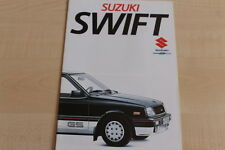 160230) Suzuki Swift Prospekt 09/1984