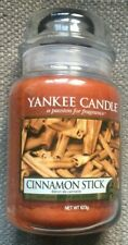 YANKEE CANDLE CINNAMON STICK CLASSIC LARGE JAR BRAND NEW