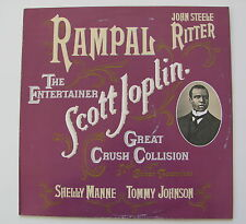 JEAN PIERRE RAMPAL........PLAYS SCOTT JOPLIN........LP