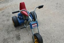 Eldon Poweride electric chopper tricycle widetracker vintage ride on toy