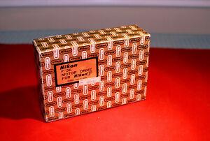 Vintage Nikon F-36 motor drive (s/n160115 ) w/ motor drive plate,(New old stock)