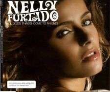 NELLY FURTADO All good things (come to an end)  2 TRACK CD NEW - NOT SEALED