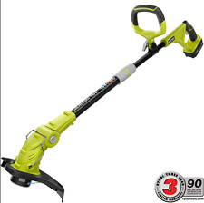 Ryobi 18v Cordless String Trimmer Electric Lawn Edger Weed Wacker Grass Cutter