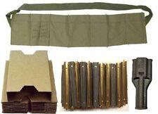 Brand New - 5.56 .223 - 7 pocket Repack Kit bandoleer cardboard's spoons clips