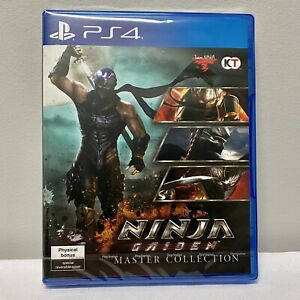 Ninja Gaiden Master Collection (Asia Version with English) - PS4   NEW SEALED