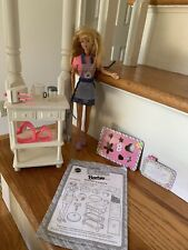 Sweet Treats Barbie Muñeca Juego Incompleto 1998