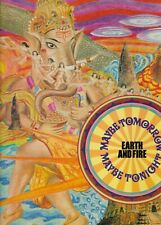 EARTH AND FIREmaybe tomorrow maybe tonightGERMAN EX+   (LP2531)