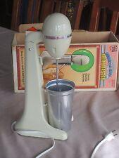 White Hamilton Beach Scovill Fountain Drink Master Model 727AL Instructions