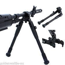 """8-10"""" airgun rifle shotgun barrel clamp bipod bipods spring shooting Hunting US"""
