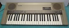 80's VINTAGE TECHNICS SX-K150A ELECTRONIC KEYBOARD TESTED SYNTHESIZER AC- DC
