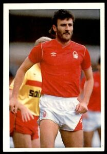 Leaf 100 Years of Soccer Stars 1988  -  Gary Birtles (Nottingham Forest) No. 97
