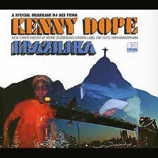 "KENNY ""DOPE"" GONZALEZ - BRAZILIKA USED - VERY GOOD CD"