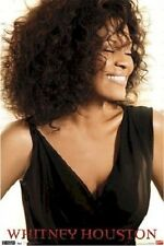2012 Whitney Houston Smile Poster New 22x34 Fast Free Shipping