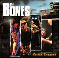 The Bones - Berlin Burnout (Live) (2010)  CD NEW/SEALED  SPEEDYPOST