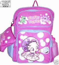Betty Boop baby large backpack School bag knapsack new with tags