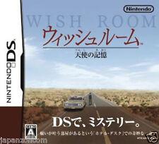 Used DS Hotel Dusk Room 215 WISH ROOM  NINTENDO JAPANESE IMPORT