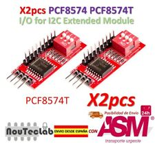 2pcs PCF8574 PCF8574T I/O for I2C IIC Port Interface Cascading Extended Module