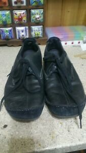 Merrell  serrano Black Lace Up  casual Shoes Size 10 uk