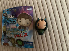 10 X Funko Pint Size Heroes Guardians of The Galaxy Vol. 2 Blind Bags.