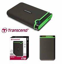 Transcend 1 TB StoreJet 25M3 USB 3.0 External Hard Drive