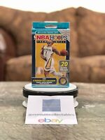 2019-20 Panini NBA Hoops Premium Stock Hanger Box Factory Sealed