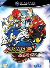 SONIC ADVENTURE 2 BATTLE GAMECUBE GAME PAL