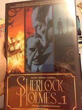 Sherlock Holmes : The Trial of Sherlock Holmes Hc Moore