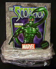 Bowen Designs Scorpion Modern Marvel Comics Bust Statue New 2008  .