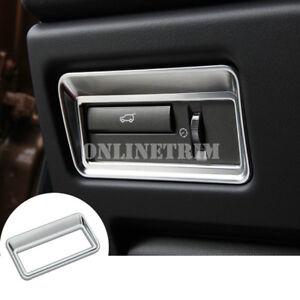 Inner Rear Trunk Button Frame Cover For Land Rover Range Rover Sport 2014-2015