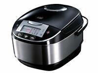 Russell Hobbs Cook@Home Robot de Cocina 900W 11 Programas Acero Inox. Digital 5L