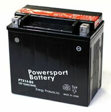 REPLACEMENT BATTERY FOR HONDA VTX1300C 1300CC MOTORCYCLE FOR YEAR 2003 MODEL 12V