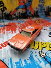 ERTL DUKES OF HAZZARD GENERAL LEE 69 DODGE CHARGER 1:64 SCALE Made in Hong Kong