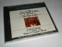 Roar of Love Musical Journey Into Wonder C.S. Lewis' Narnia 2nd Chapter Acts CD