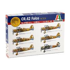 Italeri #2702 1/48 CR 42 Falco ''Aces''