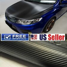 """Ultra GLOSS"" 4D Carbon Fiber Vinyl Paint Protector Wrap Film Sticker 72""X60"""