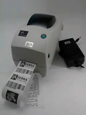 Impresora etiquetas Zebra TLP2824