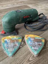 Bosch PDA 180 Deltaschleifermaschine 180 W