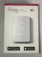 Mysa Smart Thermostat for Electric Baseboard Heaters - White